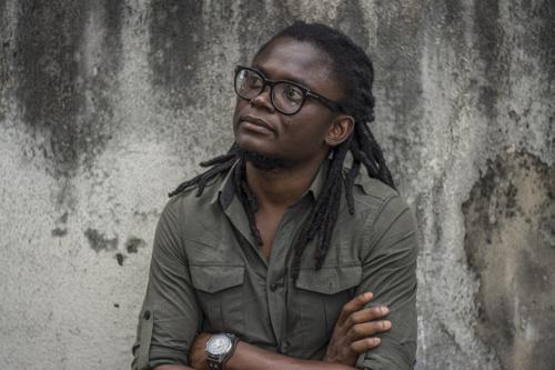 Emeka Okereke; Founder Invisible borders