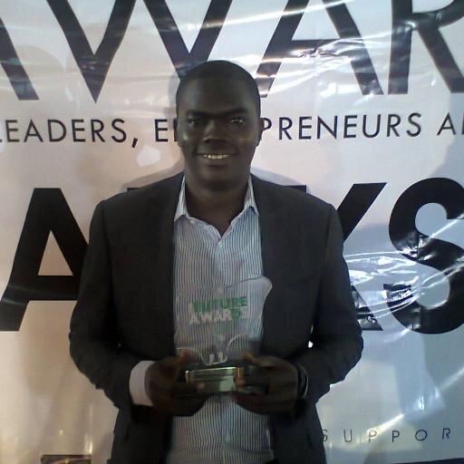Ikpegbu Tochukwu; CEO Emmanuel Farms