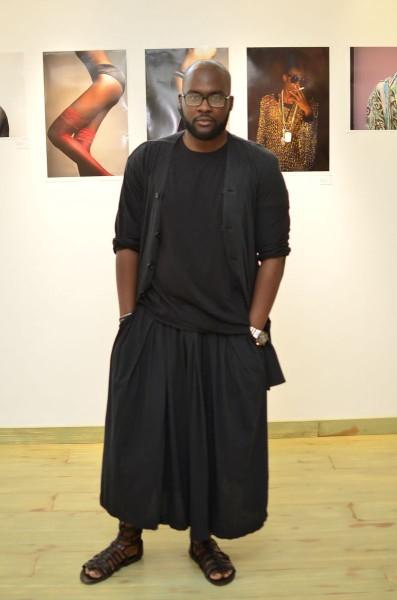 Lakin Ogunbanwo; Owner of Lakin Ogunbanwo Photography