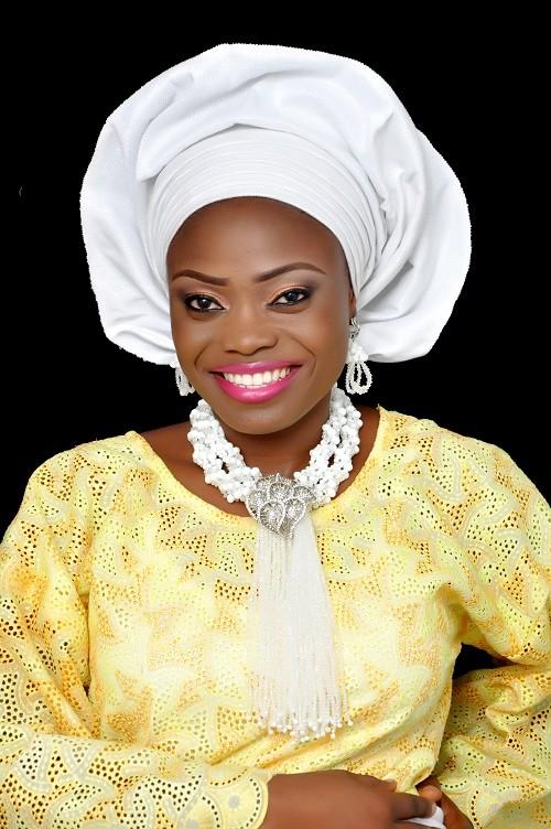 Olanike Babalola - Creative Director of Distinct Look.