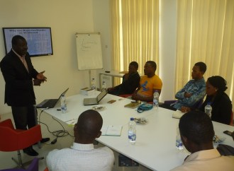 Social entrepreneur trains Nigerian youths to grow asset value