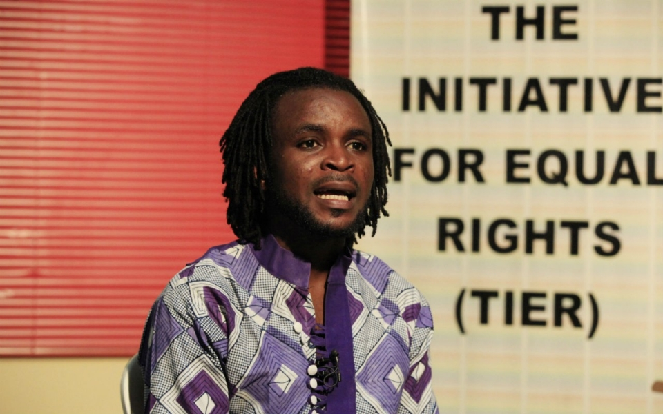 Olumide Makanjuola - Convener of The Initiative for Equal Rights