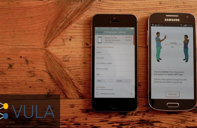 Vula mobile app: Eye care app set to delve into other areas of medicine
