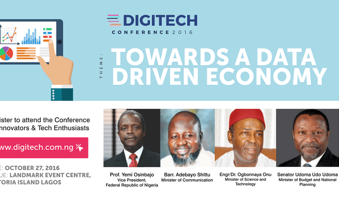 Digitech conference is happening this October, register now!