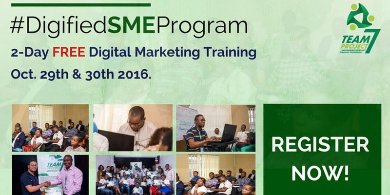 Entrepreneur Digified-SME-program