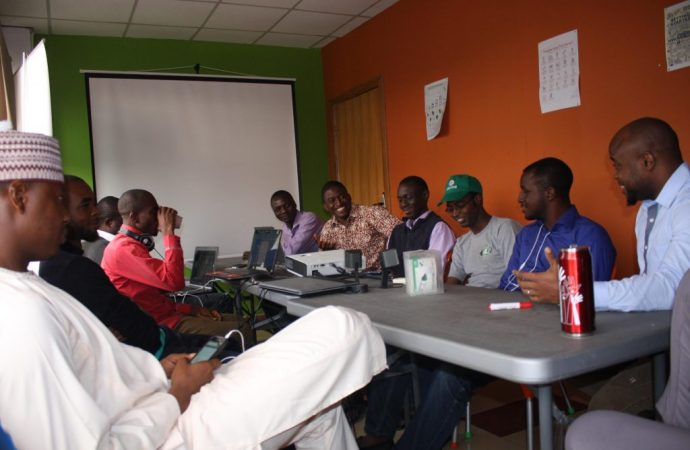 WeCode Abuja developers meetup is the place to be this Saturday