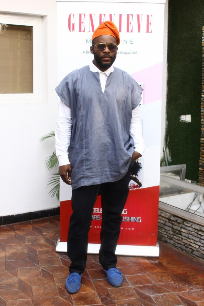 Tosin Odunfa at the event