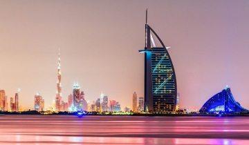 dubai smart city huawei smart lighting