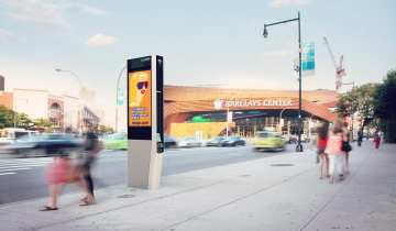 LinkNYC Wi-Fi Qualcomm