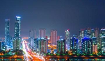 smart traffic south korea SK Telecom carrier