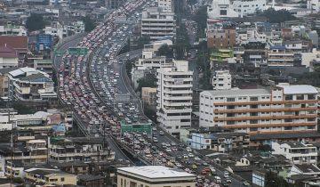 GSMA Bangkok traffic