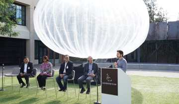 goole project loon