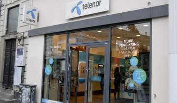 telenor teliasonera 1800 MHz spectrum auction