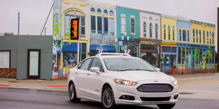 Ford smart city