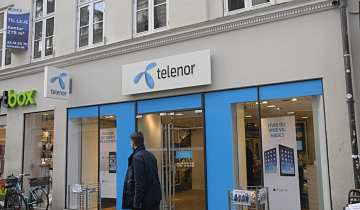 telenor internet of things IoT