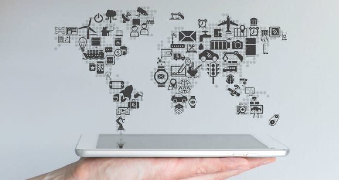IoT Internet of Things global connectivity