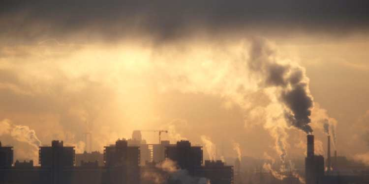 smart cities air pollution