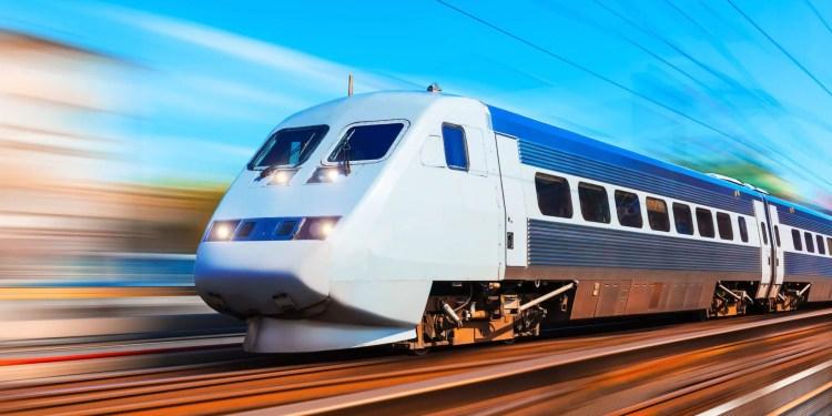 ericsson IoT trains