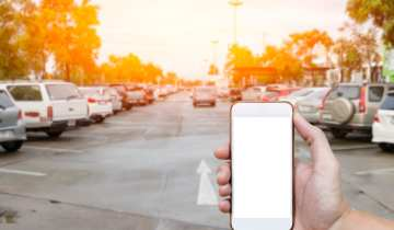 nb-iot smart parking