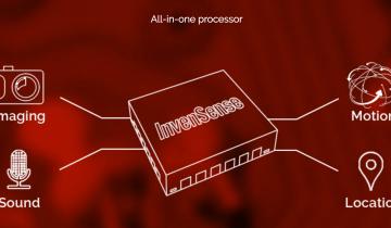 IoT platform InvenSense