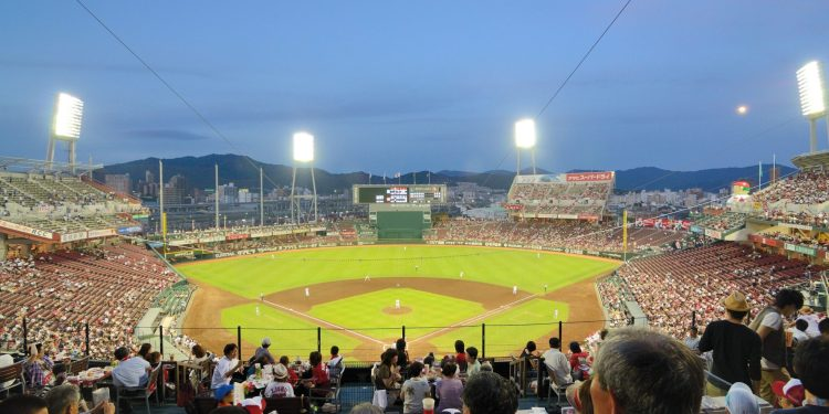 NEC IoT baseball