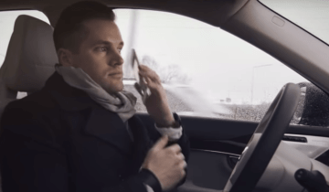 autonomous driving volvo