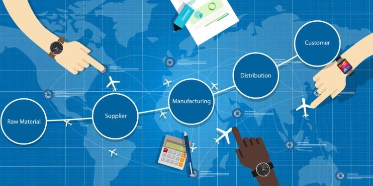 blockchain IoT supply chain management sigfox