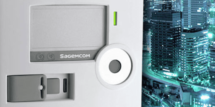 smart meters sagecom