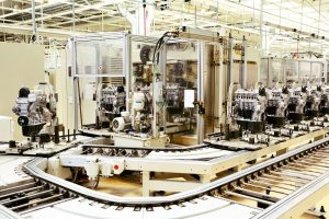 Connecting the smart factory: Ericsson foresees private LTE networks