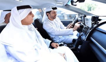 dubai taxi smart meters
