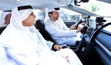 dubai taxi smart meters