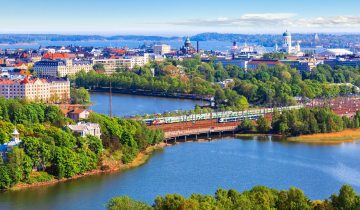 helsinki finland smart city