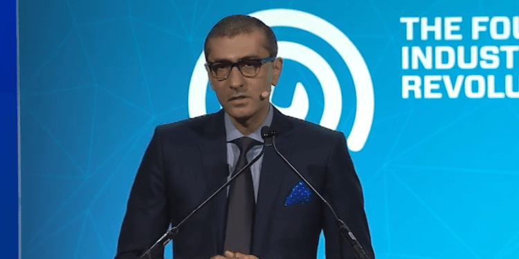 rajeev suri nokia fourth industrial revolution