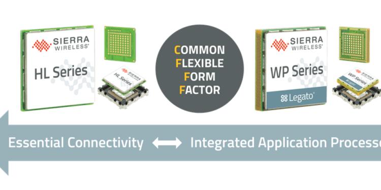 sierra wireless IoT modules