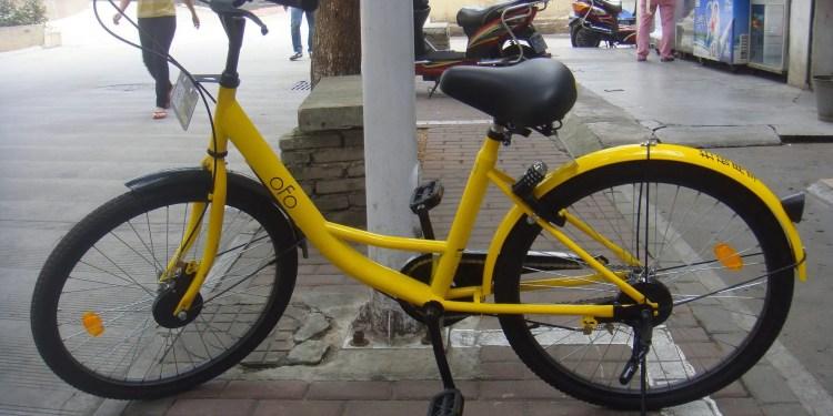 ofo bike sharing lora