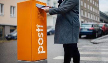 telia nb-iot mail box