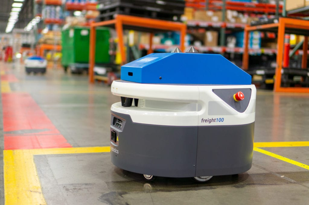 Industrial robotics firm Fetch raises $46 million in Series
