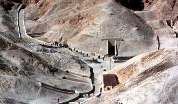 Valley of Kings (Image: Wikimedia)