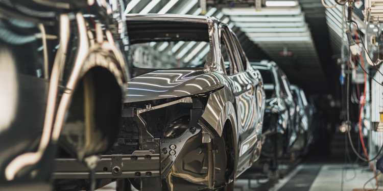 automotive manufacturing semiconductor