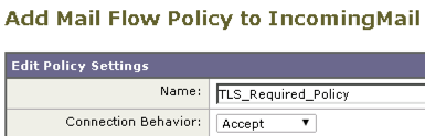 add-mail-flow-policy-tls