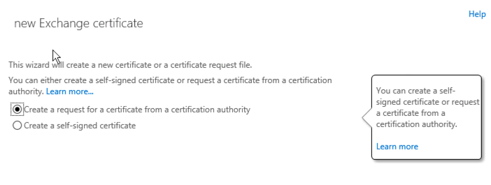 Exchange 2013 SSL certificate request step by step - [SOLVED ...