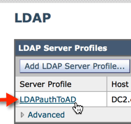 open-ldap-server-profile
