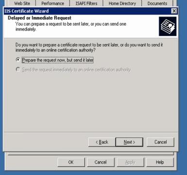 prepare-cert-request-send-later