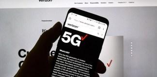 Verizon, 5G, Samsung