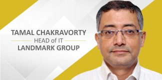 Tamal Chakravorty, Landmark Group, EnterpriseTalk Interview