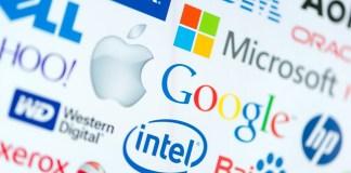 Trump's Blacklist, Software companies