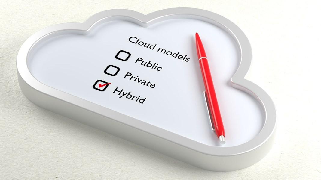 IBM, Hybrid Cloud