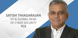 Vulnerability management, Cyber Security, TCS, Satish Thiagarajan