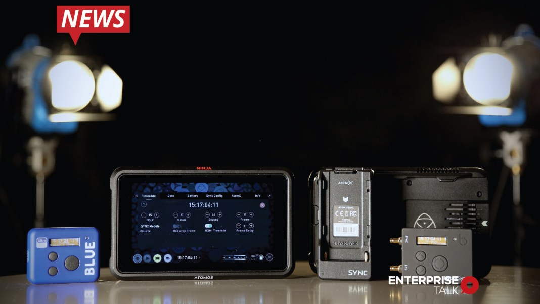 Atomos , Timecode Systems , Multicamera Content Creation