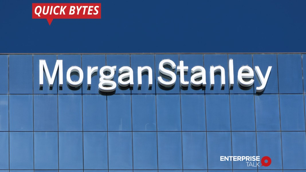 Morgan Stanley, IPO, Citigroup, Deutsche Bank, Credit Suisse, Goldman Sachs, ESR Cayman, Wall Street bank